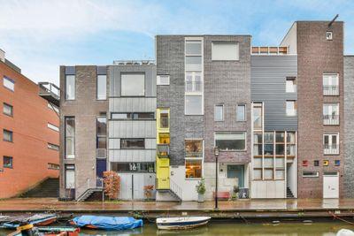 Majanggracht 14, Amsterdam