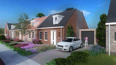 Suzannaweg bouwnummer 10 0-ong, Sint-annaland