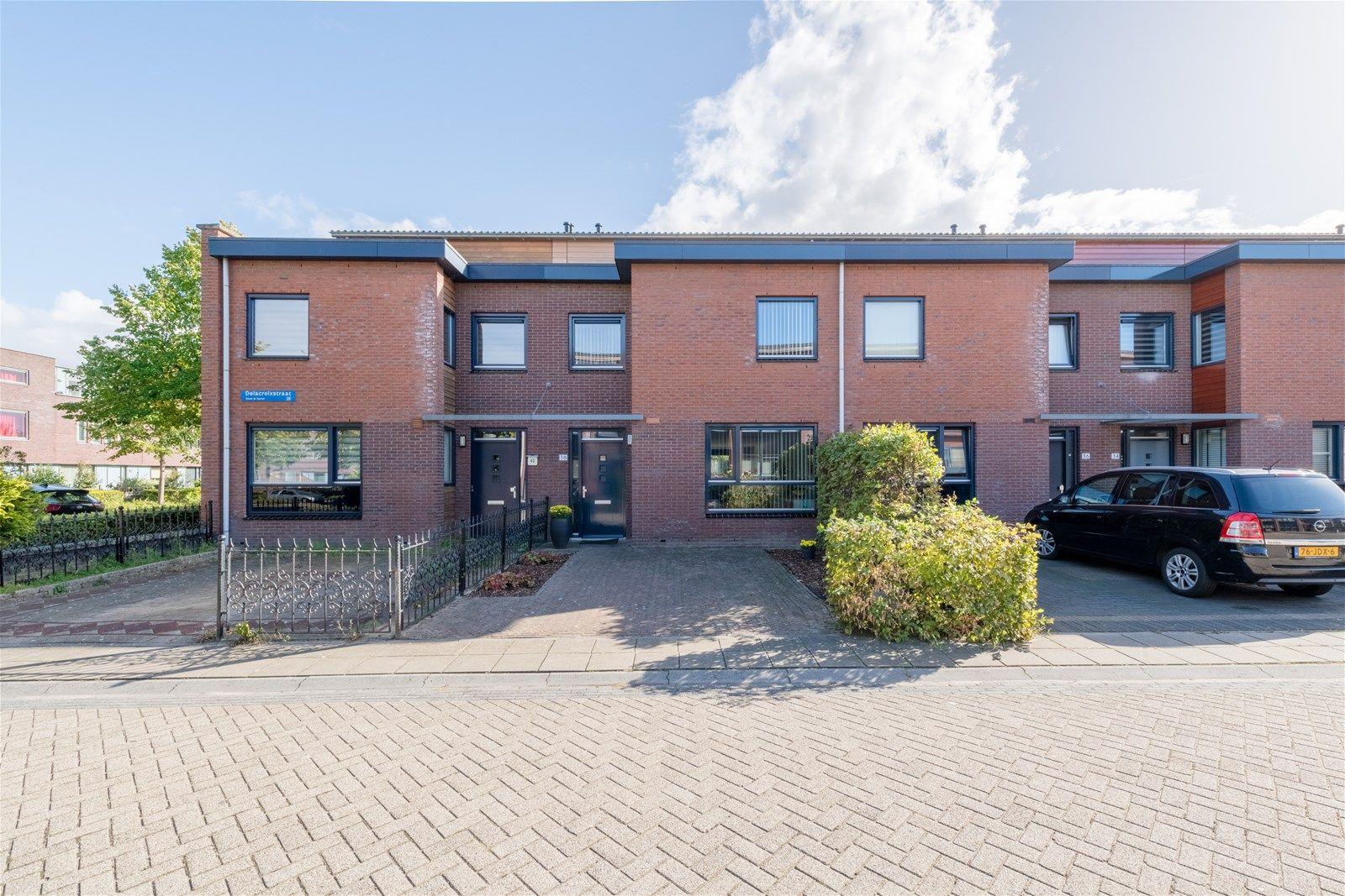 Delacroixstraat 38, Almere