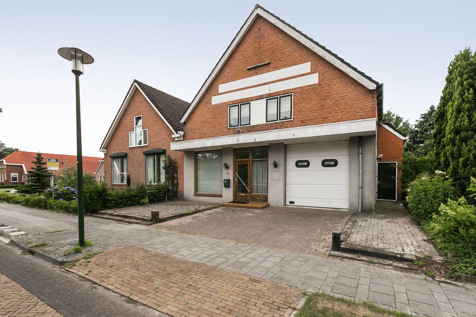Schoolstraat 71, Vlagtwedde