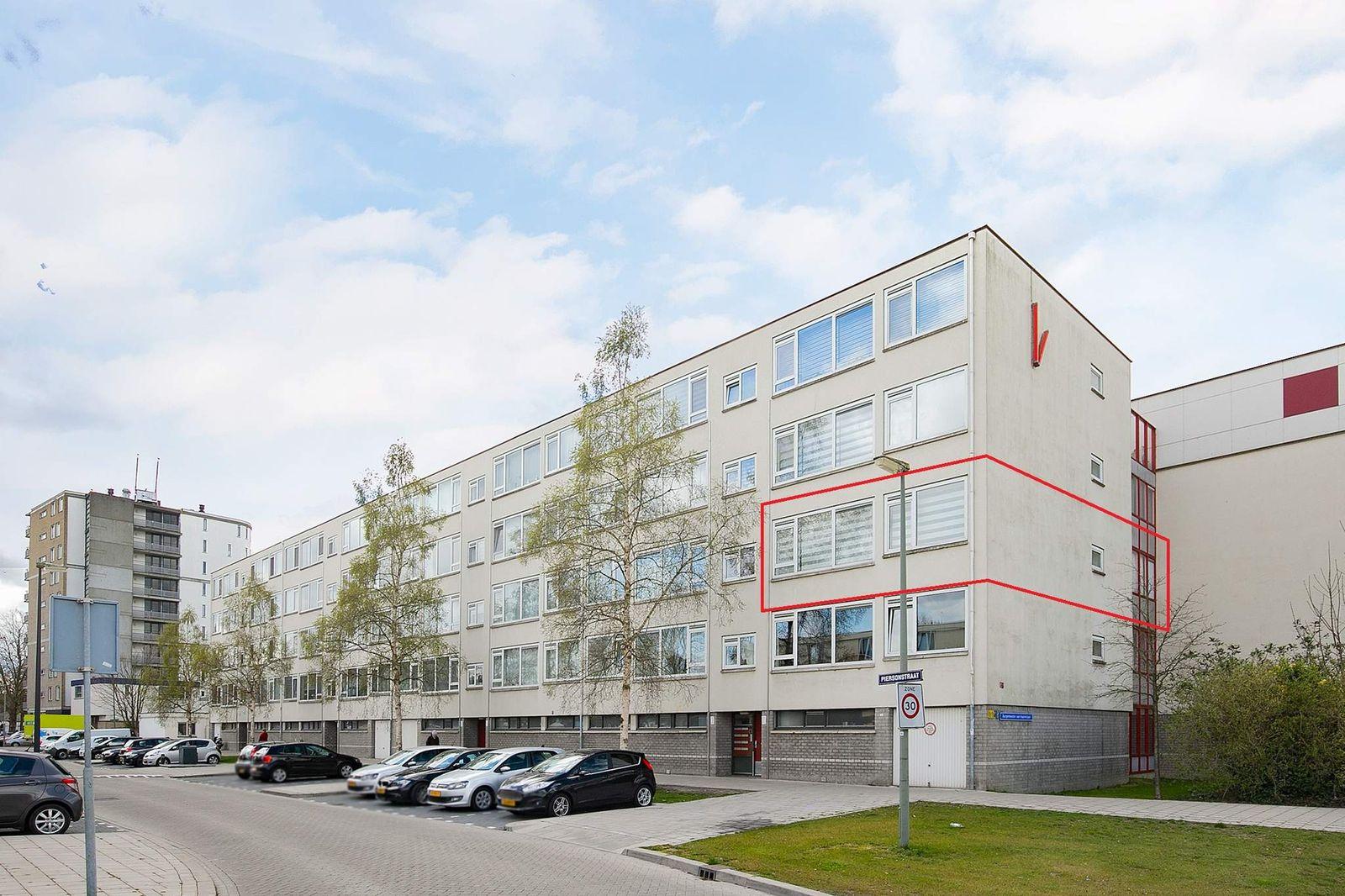 Piersonstraat 6, Schiedam