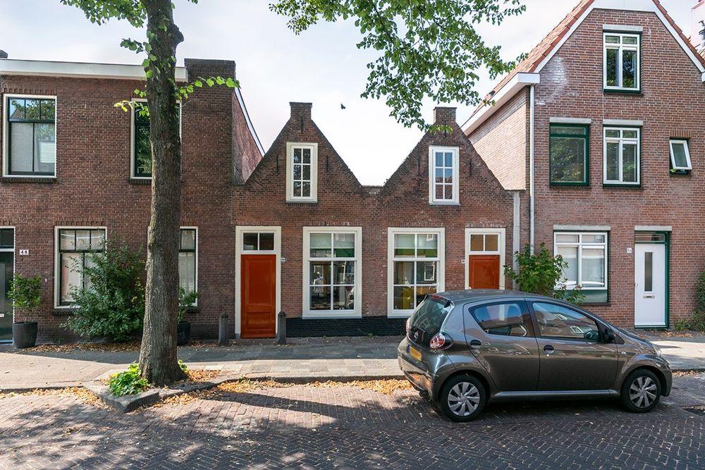 Uiterstegracht 50/52, Leiden