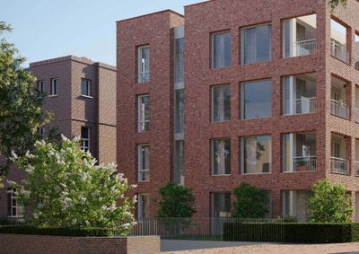 Kloosterstraat, geb. Z - Appartement Type 5 0-ong, Tilburg
