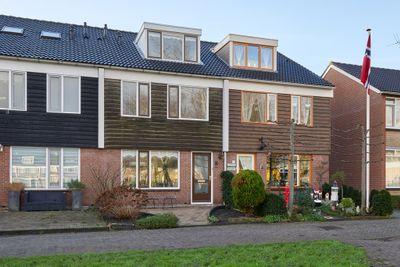 Cantatestraat 14, Alphen aan den Rijn
