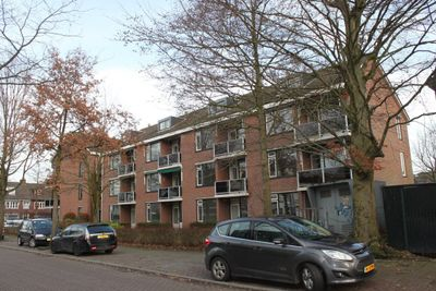 Cartier van Disselstraat, Breda
