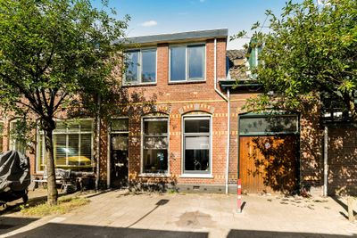 Bloemfonteinstraat 9, Haarlem
