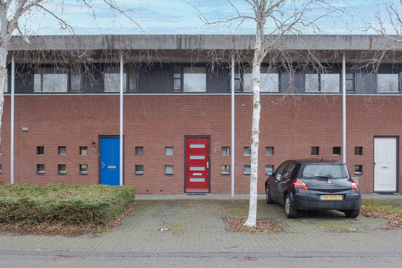 Mookstraat 7, Tilburg