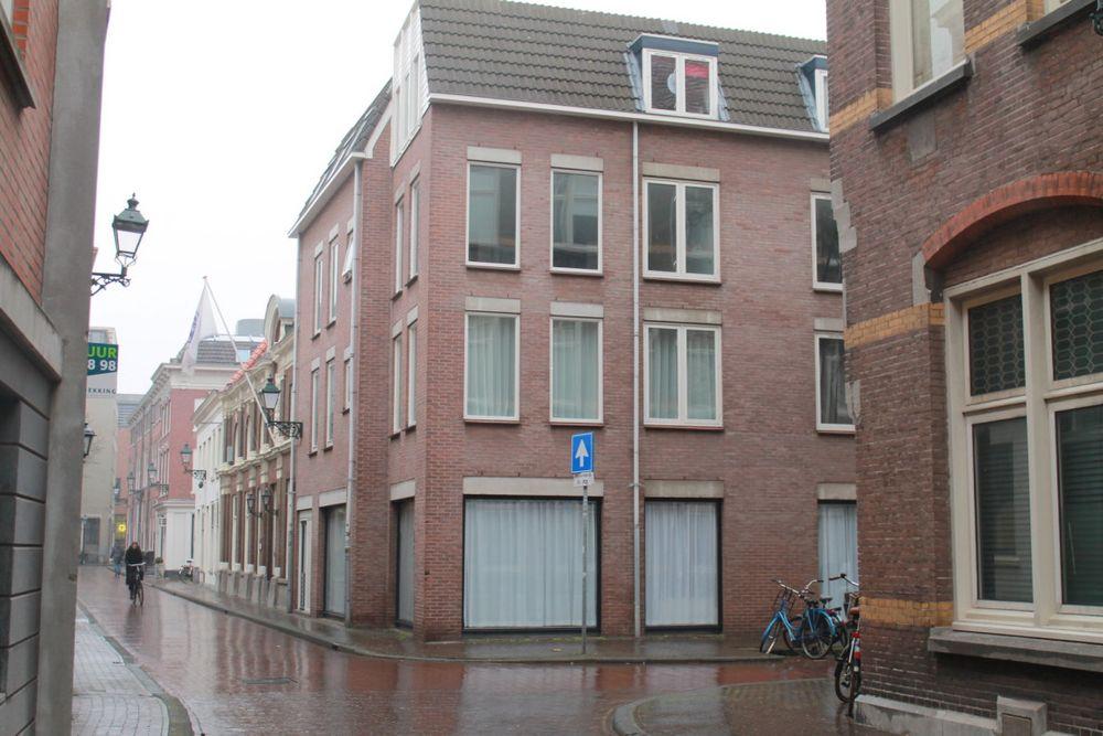 Kazernestraat, Den Haag