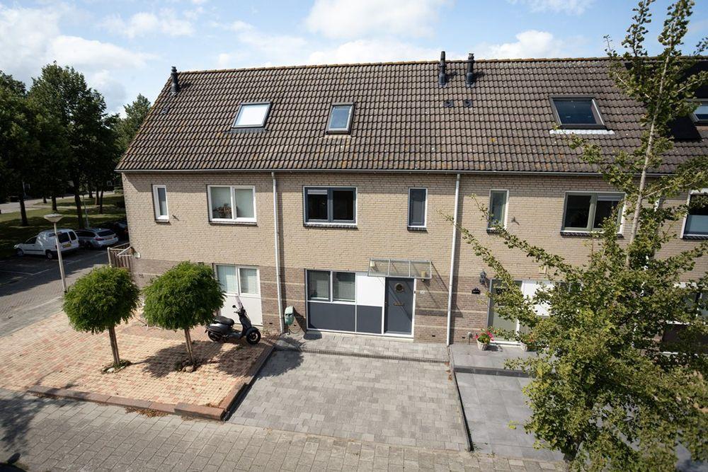 Zwartewaal 14, Bergen op Zoom