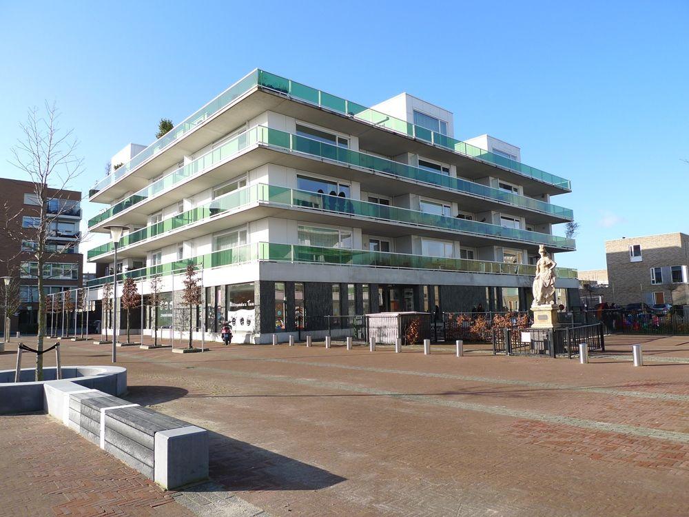 Ajaxstraat, Rotterdam