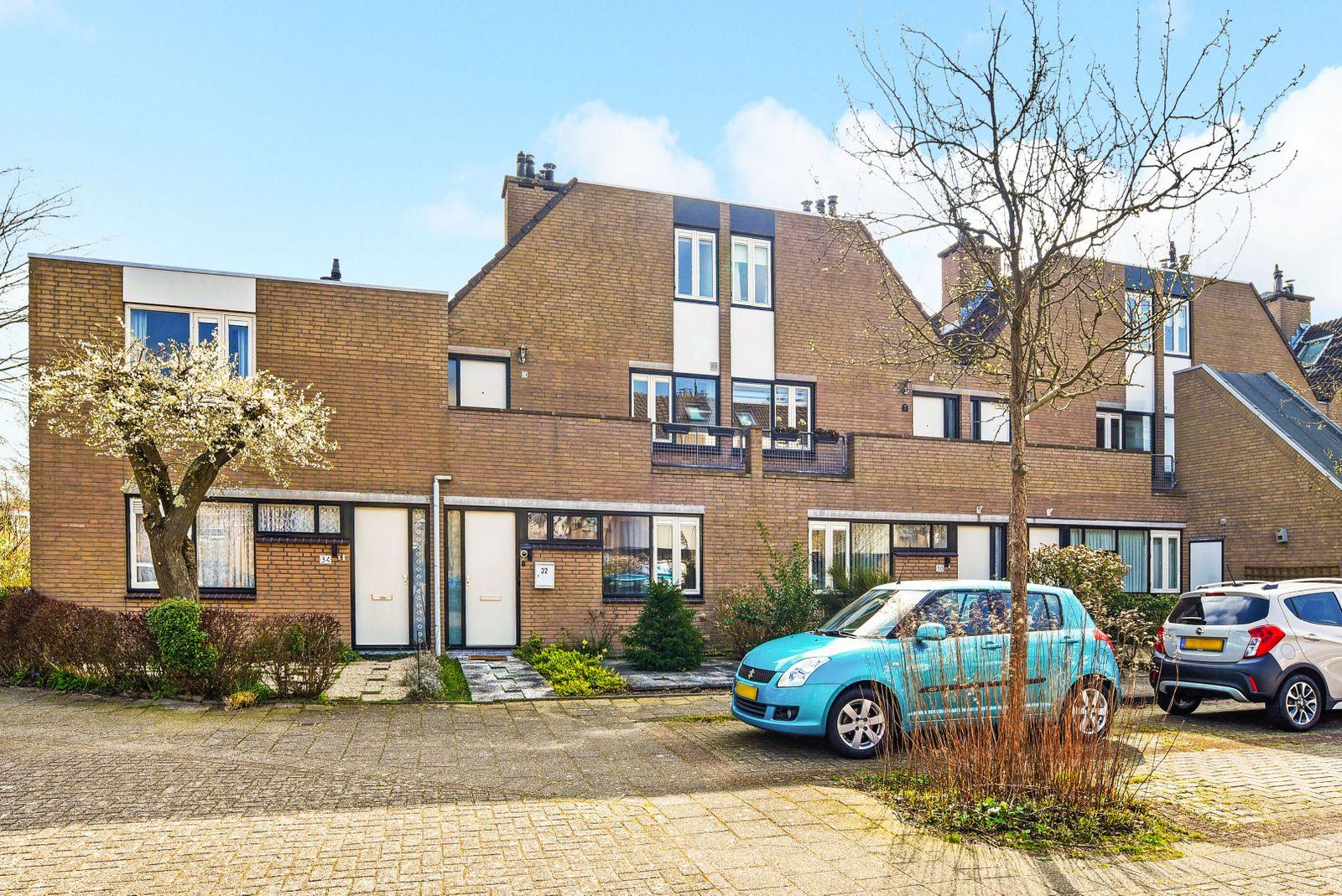 Wiegmanweg, Wassenaar