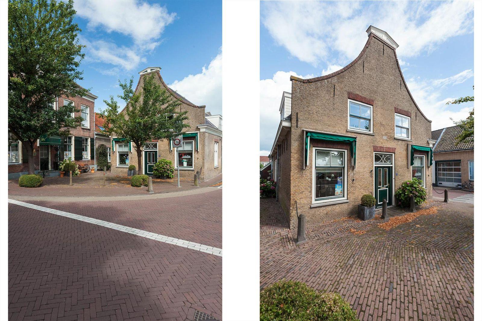 Brugstraat, Oud-Alblas