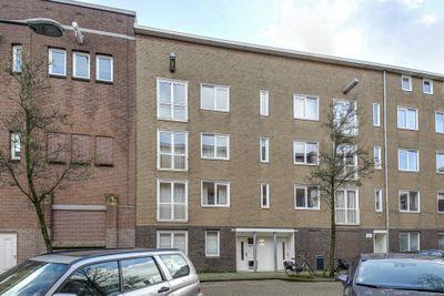 Christiaan de Wetstraat 29-F, Amsterdam