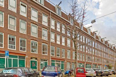 Borgerstraat 135B, Amsterdam
