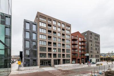 Oostenburgermiddenstraat, Amsterdam