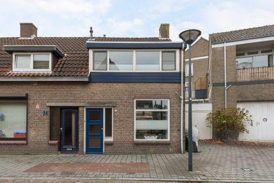 Postillonstraat 12, Breda