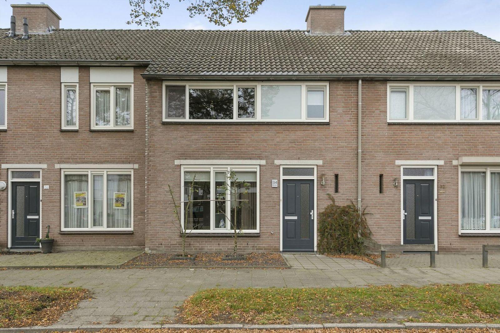 Nieuwstraat 34, Someren