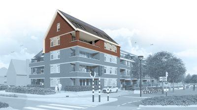 Rijnstraat (bnr. 19) 0-ong, Barendrecht