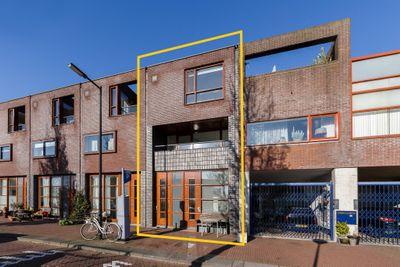 Borneokade 117, Amsterdam