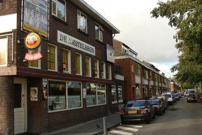 Giraffestraat, Rotterdam