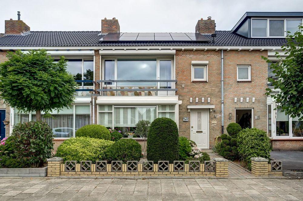Verdistraat 21, Bergen Op Zoom