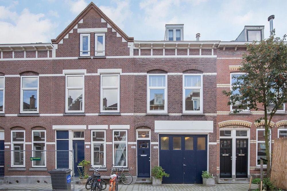 Adamshofstraat 106-A-B, Rotterdam