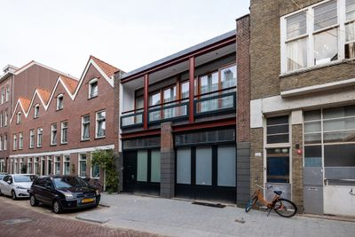 Vredehofstraat, Rotterdam