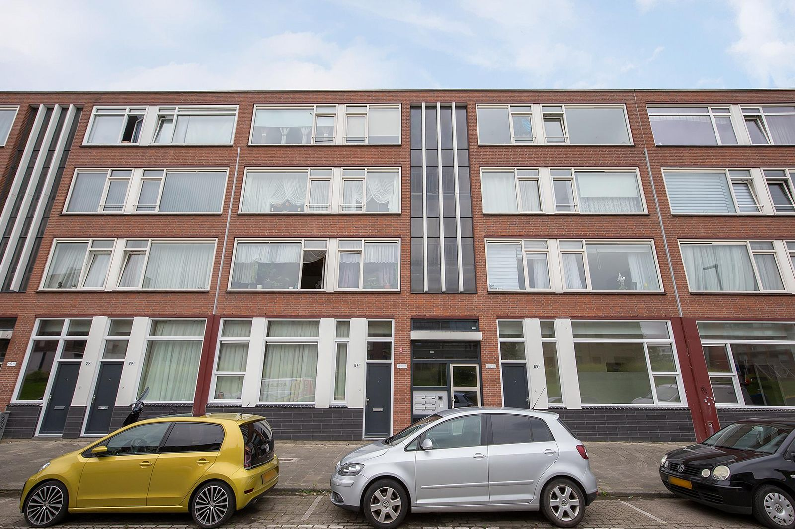 Hilledijk 87-c, Rotterdam