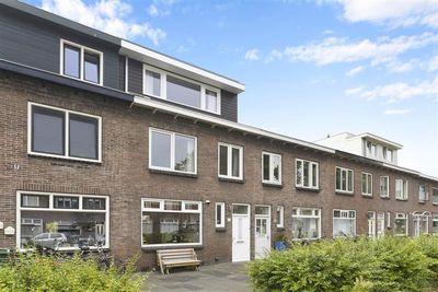 Lijsterstraat 46, Haarlem