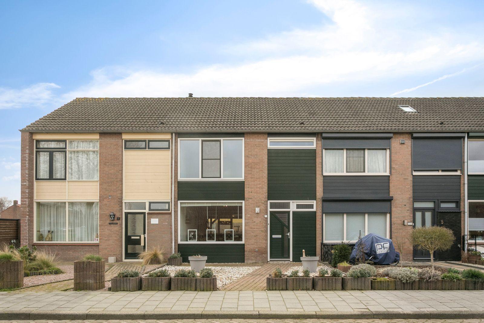 Frans Halsstraat 3, Zaltbommel