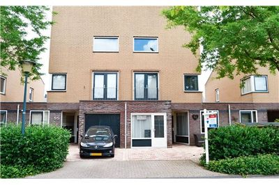 Breitnerhof 54, Hoorn Nh
