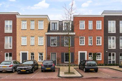 Marnixstraat 36, Leiden