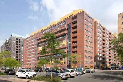 Jan Pettersonstraat, Rotterdam