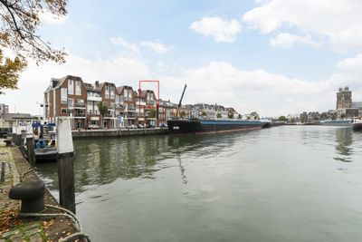 Binnen Kalkhaven 229, Dordrecht
