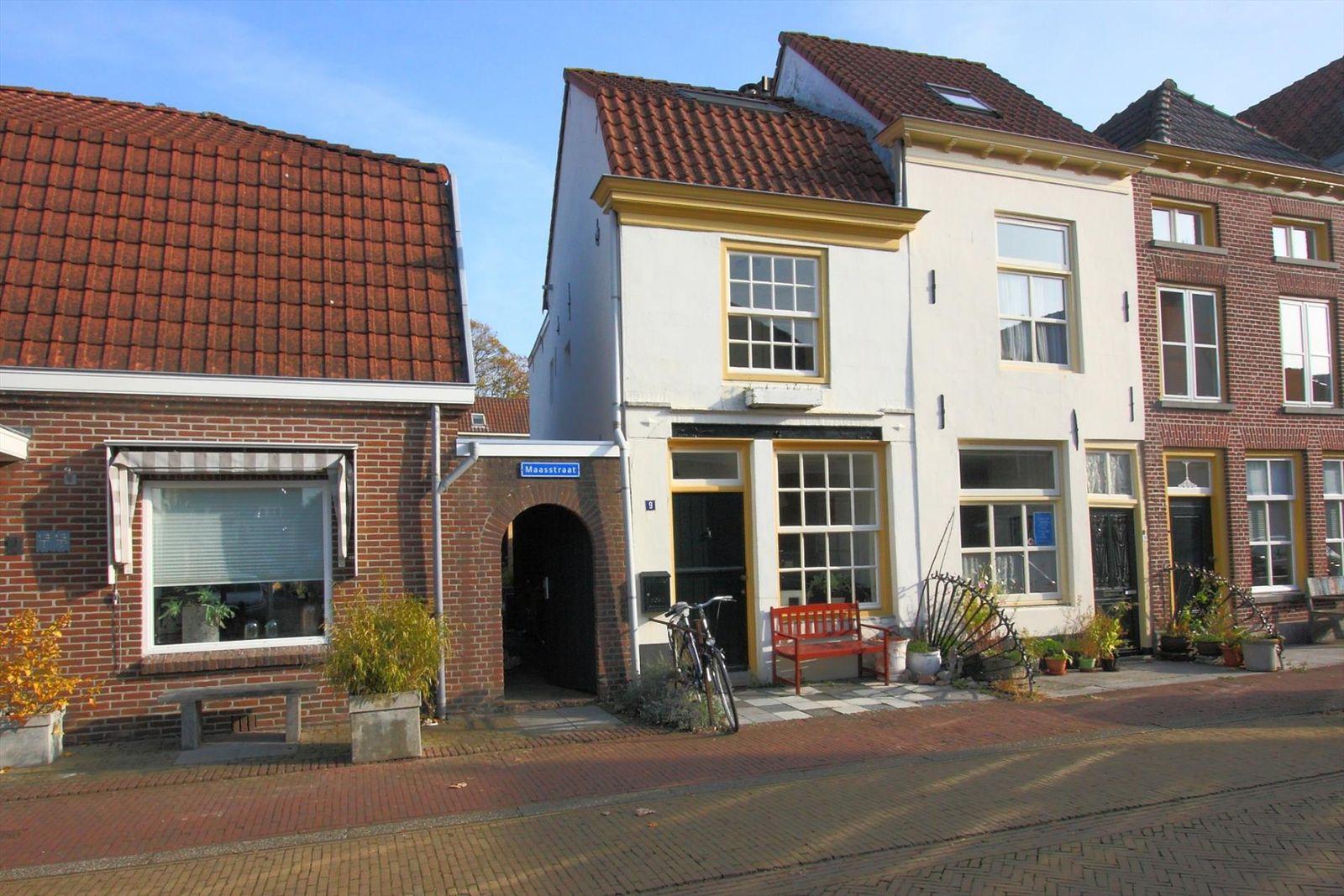 Maasstraat 9, Zaltbommel