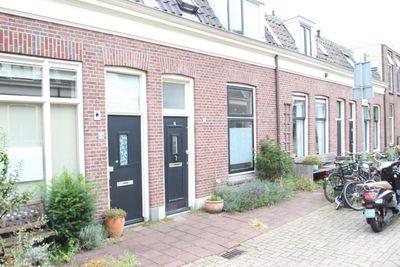 Wagendwarsstraat, Utrecht