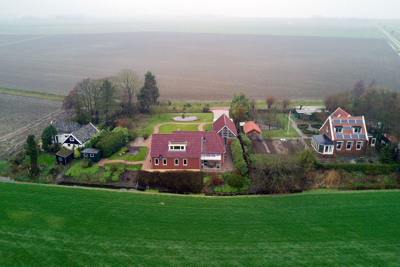 Oudedijk 11, Bierum
