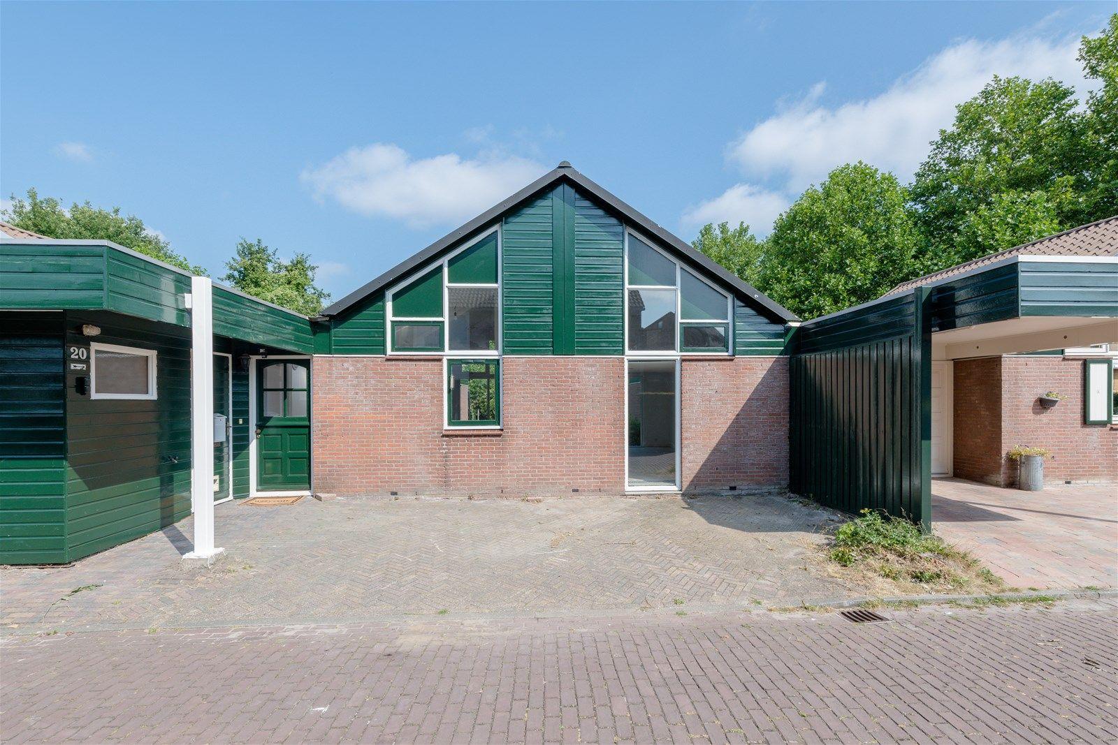 Brugmark 20, Almere