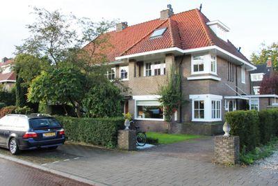 Wisentstraat, Bussum