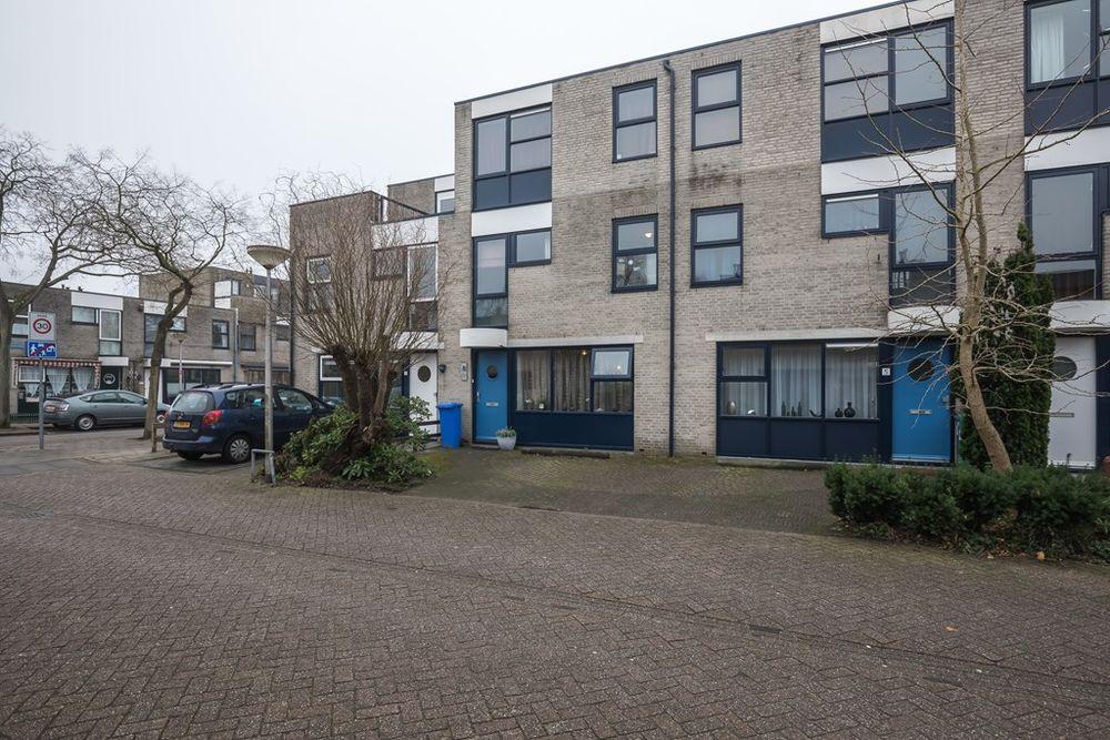 Sowetostraat 3, Delft