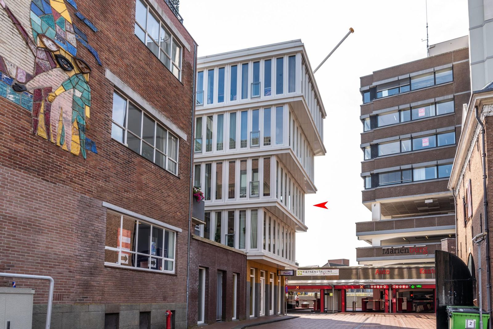 Marienburg 84-b, Nijmegen