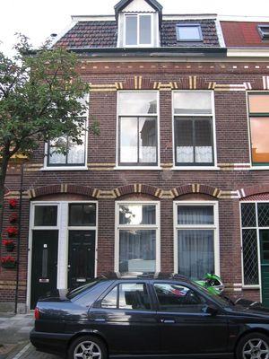 Jan Nieuwenhuijzenstraat, Haarlem