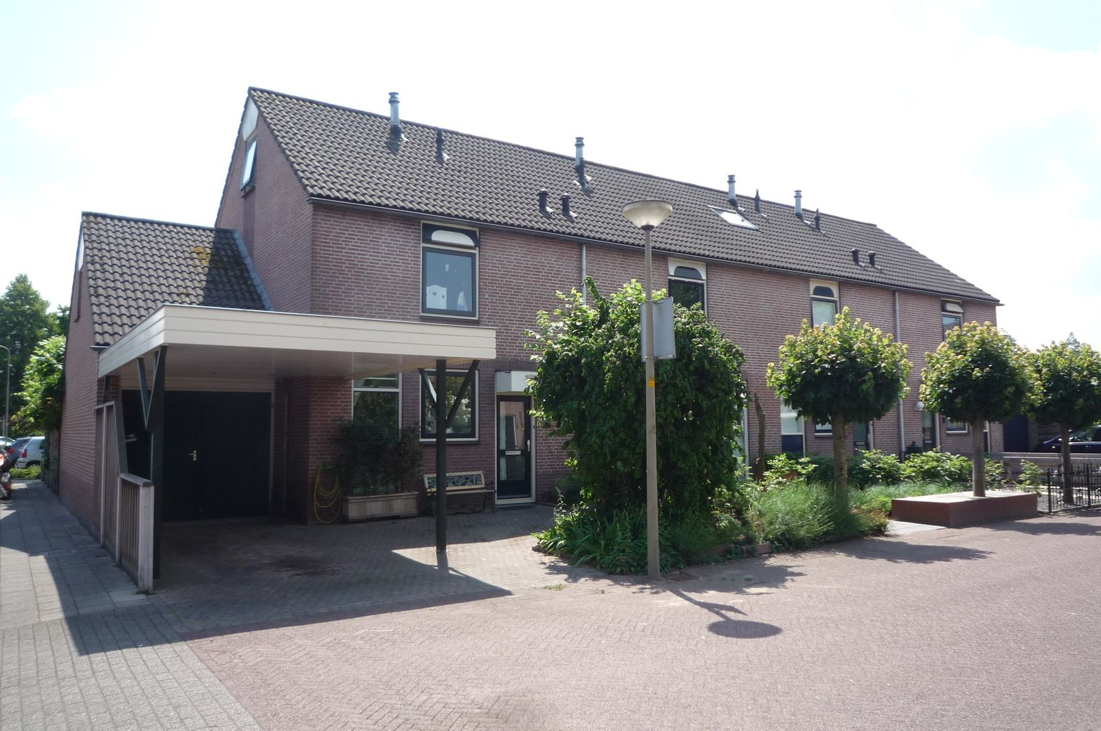 Burgemeester Stamstraat 2, Nijkerk