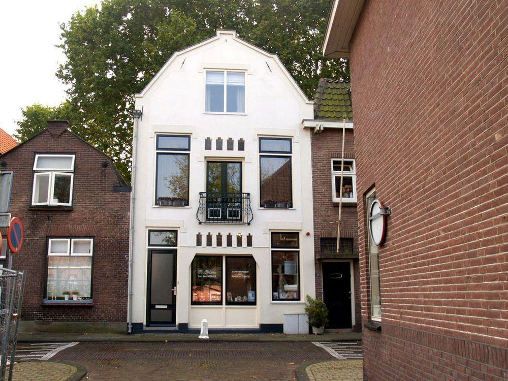 Korte Dijk 21A, Schoonhoven