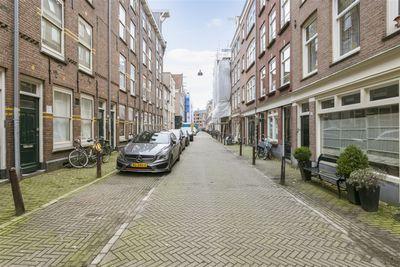 Goudsbloemstraat 118A, Amsterdam