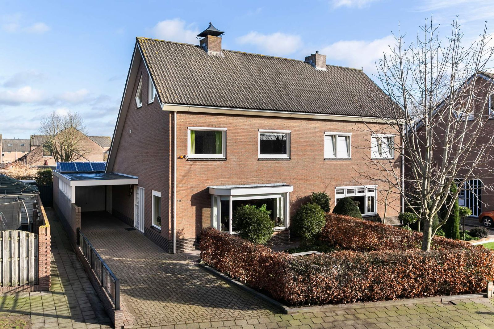 Winkelmanstraat 10, Nijkerkerveen