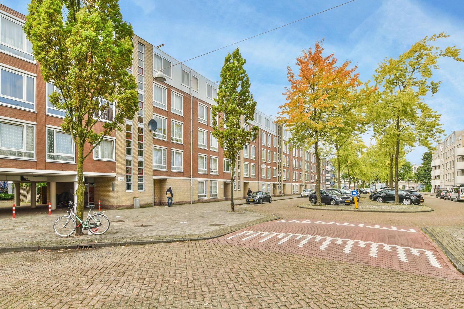 Barbusselaan 110, Amsterdam