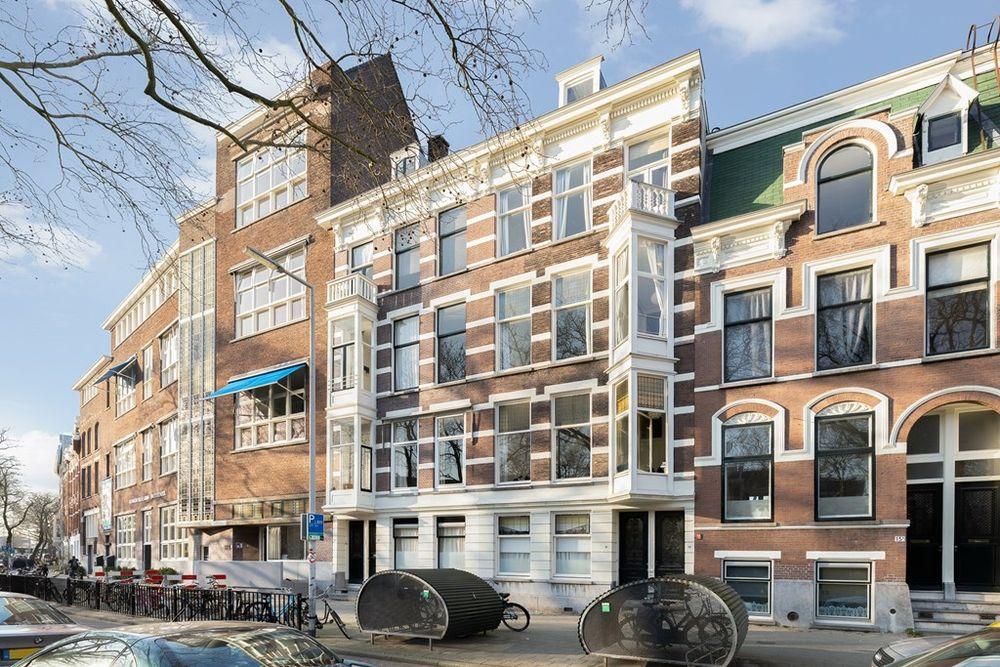 Crooswijksesingel 16A-B, Rotterdam