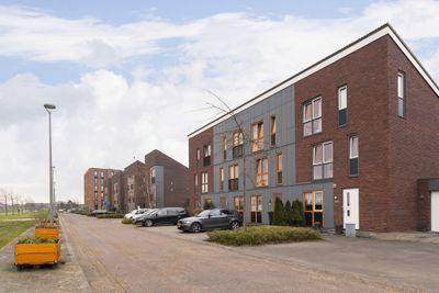 David Livingstonestraat 113, Almere