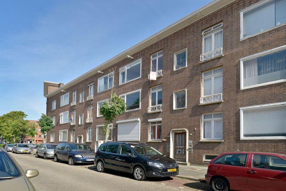 Buizerdstraat, Rotterdam